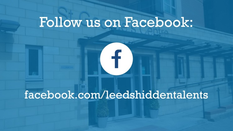 leedshiddentalents - follow on facebook